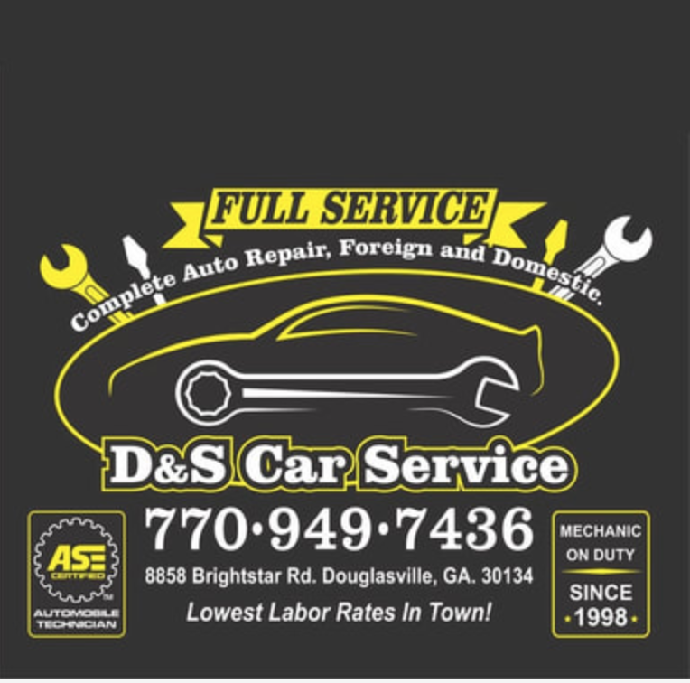 D And S Auto >> D S Car Service Home